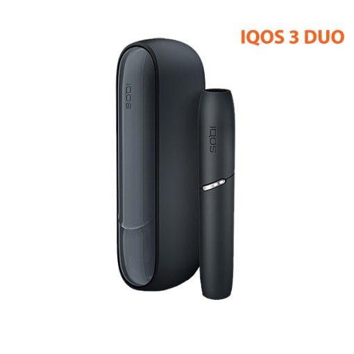 IQOS 3 DUO Màu Đen