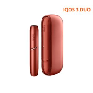 IQOS 3 Duo Màu đỏ
