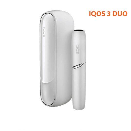 IQOS 3 Duo Màu Trắng