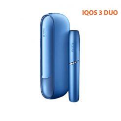 IQOS 3 Duo màu xanh