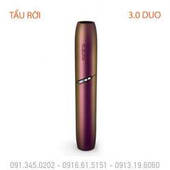 Tẩu rời IQOS 3 Duo màu tím