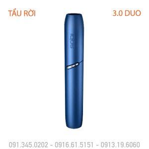 Tẩu rời IQOS 3 Duo màu xanh