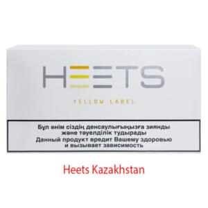 Heets Yellow Kazakhstan